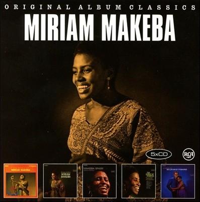 Miriam Makeba (미리암 마케바) - Original Album Classics