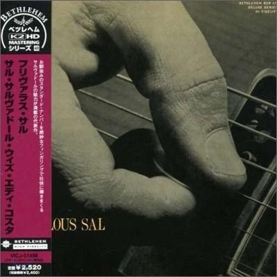 Sal Salvador - Frivolous Sal (LP Miniature)