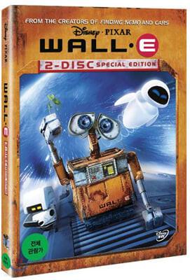 월·E : 초회한정판(DVD 와 함께 보는 영어 원서 요약본 포함)