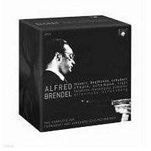 알프레드 브렌델 에디션 : 복스, 뱅가드 녹음 전집 (Alfred Brendel The Complete Vox, Turnabout And Vanguard Solo Recordings)