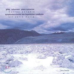 Grieg / Schumann : Piano Concerto : Murray Perahia