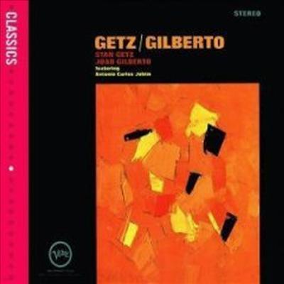 Stan Getz & Joao Gilberto - Getz/Gilberto (Classics)(Digipack)