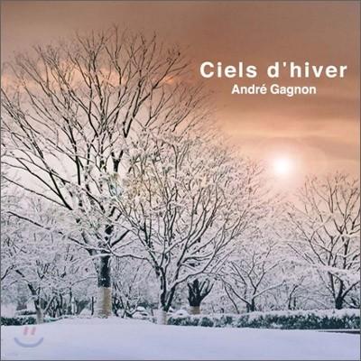Andre Gagnon - Ciels D'hiver
