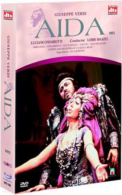 Lorin Maazel / Luciano Pavarotti 베르디: 아이다 - 루치아노 파바로티, 라 스칼라, 로린 마젤 (Verdi: Aida)