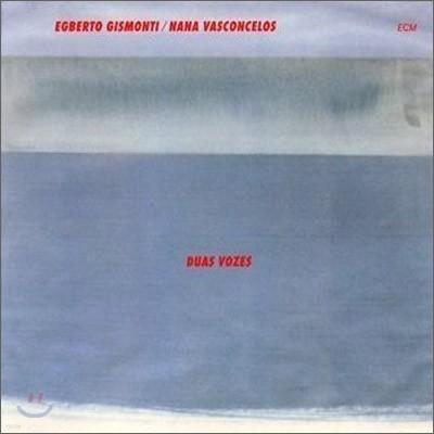 Egberto Gismonti & Nana Vasconcelos - Duas Vozes (ECM Touchstone Series)