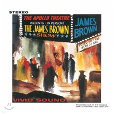 James Brown - Live At The Apollo (1962) (Remastered / Expanded)