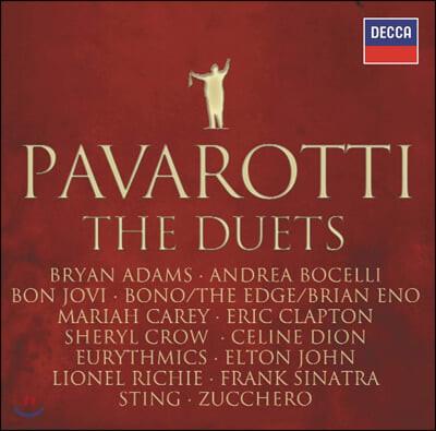 파바로티 듀엣집 (Pavarotti - The Duets)