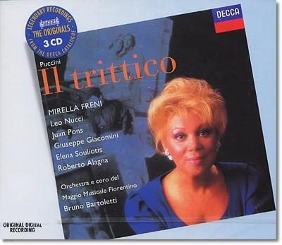 Mirella Freni 푸치니 : 외투 삼부작 (Puccini : Il Trittico)