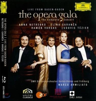 Anna Netrebko / Elina Garanca 오페라 갈라 : 바덴-바덴 라이브 (The Opera Gala - Live from Baden-Baden)
