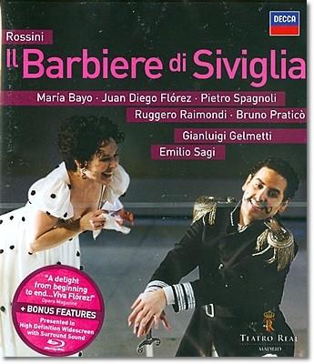 Juan Diego Florez 로시니 : 세빌리아의 이발사 (Rossini : Il Barbiere Di Siviglia) 블루레이
