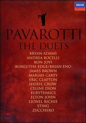파바로티 듀엣곡집 (Best Of Pavarotti & Friends)