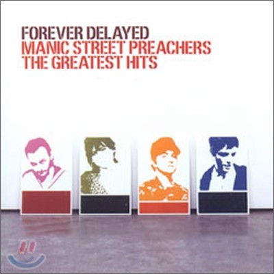 Manic Street Preachers - Forever Delayed/The Greatest Hits