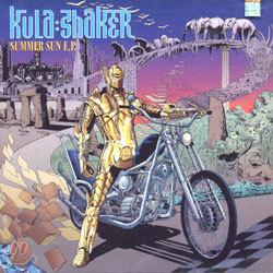Kula Shaker - Summer sun E.P