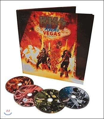 Kiss (키스) - Rocks Vegas: Live At The Hard Rock Hotel (락스 베가스: 하드 락 호텔 라이브) [Deluxe Edition]