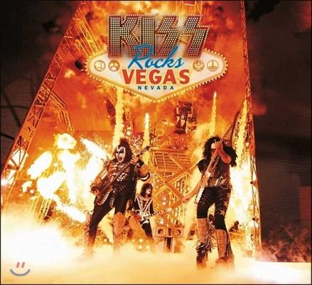 Kiss (키스) - Rocks Vegas: Live At The Hard Rock Hotel (락스 베가스: 하드 락 호텔 라이브)