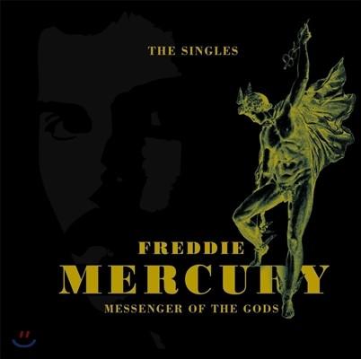 Freddie Mercury (프레디 머큐리) - Messenger Of The Gods: The Singles Collection 프레디 머큐리 솔로 싱글 컬렉션
