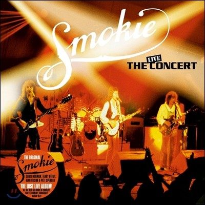 Smokie (스모키) - Smokie The Concert (New Extended Version)