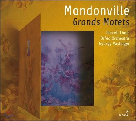Gyorgy Vashegyi 몽동빌: 그랑모테트 작품집 (Jean-Joseph Cassanea de Mondonville: Grands Motets) 기오르기 바셰기, 퍼셀 합창단, 오르페오 오케스트라