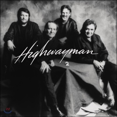 The Highwaymen (하이웨이맨) - Highwayman 2 [LP]