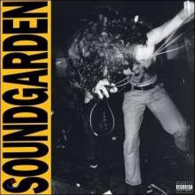 Soundgarden (사운드가든) - Louder Than Love [LP]