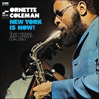 Ornette Coleman (오넷 콜맨) - New York Is Now Vol. 1 [LP]