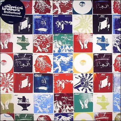 The Chemical Brothers (케미컬 브라더스) - Brotherhood 베스트 싱글 컬렉션