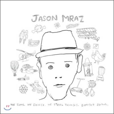 Jason Mraz - We Sing. We Dance. We Steal Things 제이슨 므라즈 3집 (Expanded Edition)