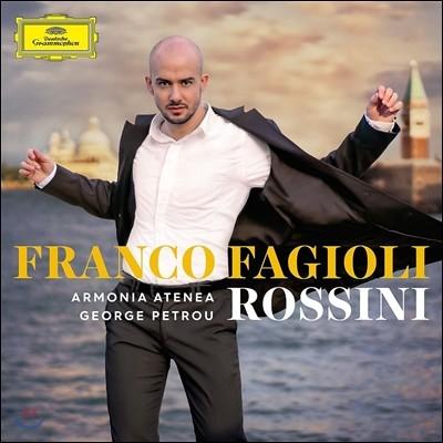 Franco Fagioli 로시니: 콘트랄토를 위한 오페라 아리아 (Rossini: Arias) 프랑코 파지올리