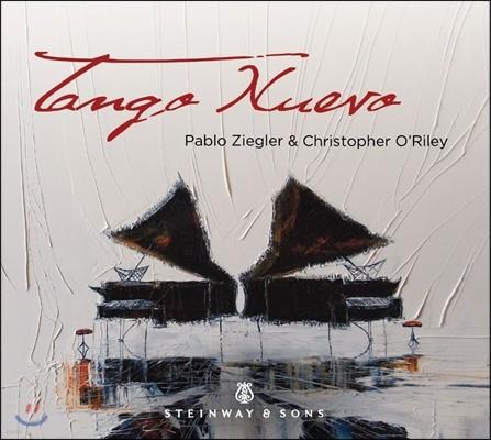 Pablo Ziegler / Christopher O'Riley 탱고 누에보 - 피아졸라 / 파블로 지글러: 피아노 탱고 작품집 (Tango Nuevo - Astor Piazzolla)