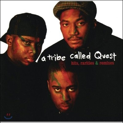 A Tribe Called Quest (트라이브 콜드 퀘스트) - Hits, Rarities & Remixes [2LP]
