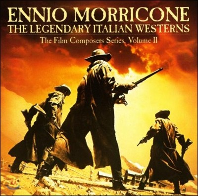 The Legendary Italian Westerns