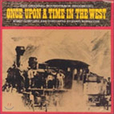 원스 어폰 어 타임 인 더 웨스트 영화음악 (Once Upon A Time In The West  OST)
