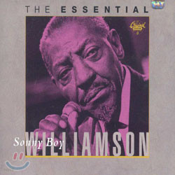 Sonny Boy Williamson - The Essential Sonny Boy Williamson