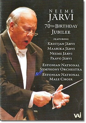 네메 예르비 : 70세 생일 콘서트