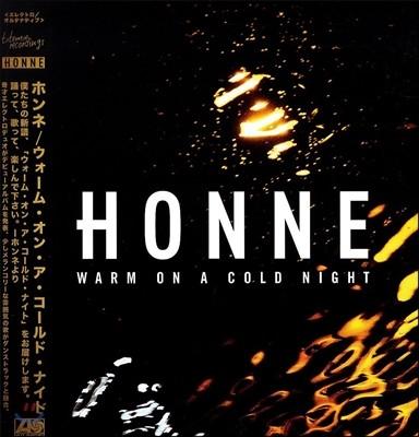 Honne (혼네) - Warm On A Cold Night [LP]