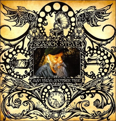 Seasick Steve (시식 스티브) - Man From Another Time [LP]