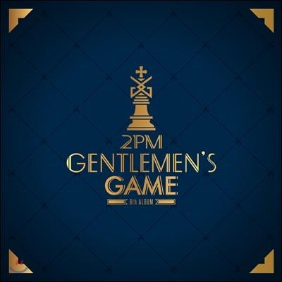2PM 6집 - GENTLEMEN'S GAME [일반반]
