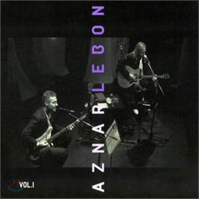 Pedro Aznar & David Lebon - Aznar Lebon Vol.1