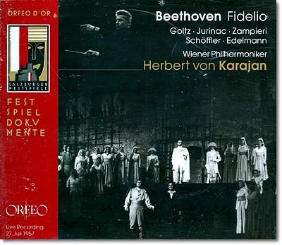 Herbert von Karajan 베토벤: 피델리오 - 카라얀 (Beethoven : Fidelio)
