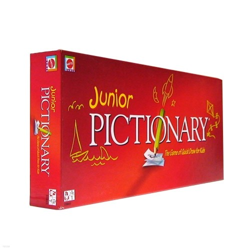 [보드게임몰] 픽셔너리 주니어 (Pictionary Junior)