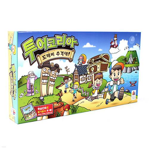 [코리아보드게임즈] 투어코리아 도깨비 추격대 Tour Korea Goblin Chasers