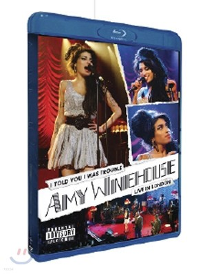 Amy Winehouse - I Told You I Was Trouble: Live In London 2007