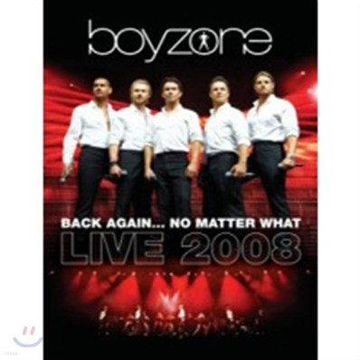 Boyzone - Back Again...No Matter What: The Greatest Hits (2008)
