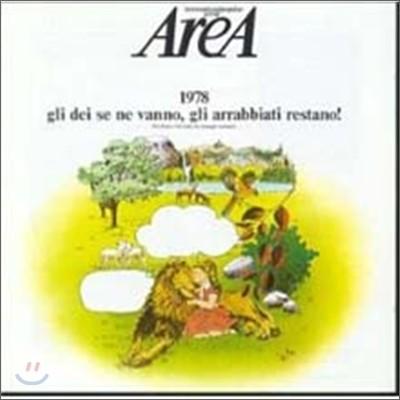 Area - 1978 (Gli Dei Se Ne Vanno, Gli Arrabbiati Restano!)