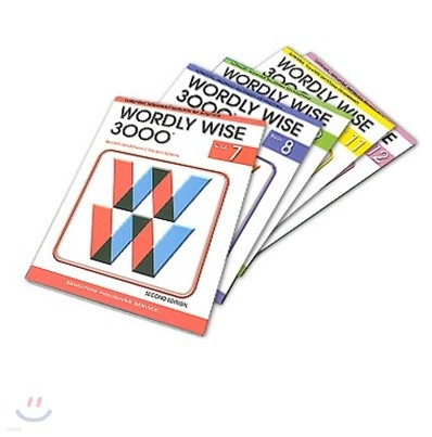 Wordly Wise 3000 Book 7 - 12 : 6종 Set (Book+CD/ 2nd Edition)