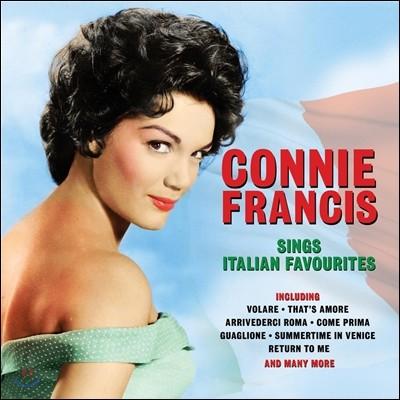 Connie Francis (코니 프란시스) - Sings Italian Favourites