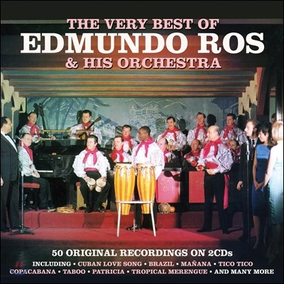 Edmundo Ros & His Orchestra (에드문도 로스 악단) - The Very Best Of