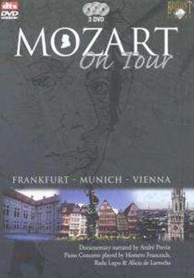 모차르트의 여행 (Mozart On Tour) (13DVD)