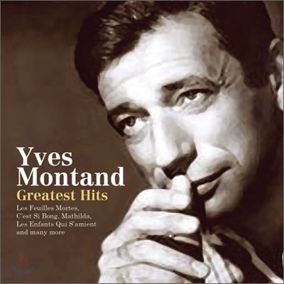Yves Montand (이브 몽땅) - Greatest Hits