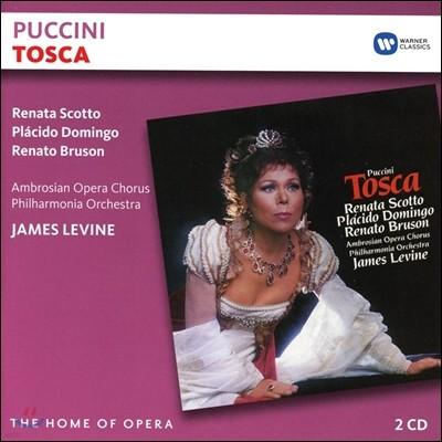 Renata Scotto / Placido Domingo / James Levine 푸치니: 토스카 (Puccini: Tosca) 레나타 스코토, 플라시도 도밍고, 제임스 레바인